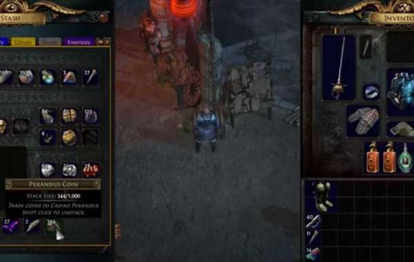 Path of Exile Guide of Farming Currency