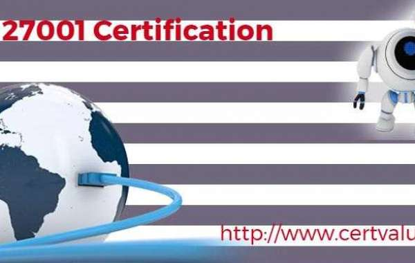 How to know which firms are ISO 27001 certified