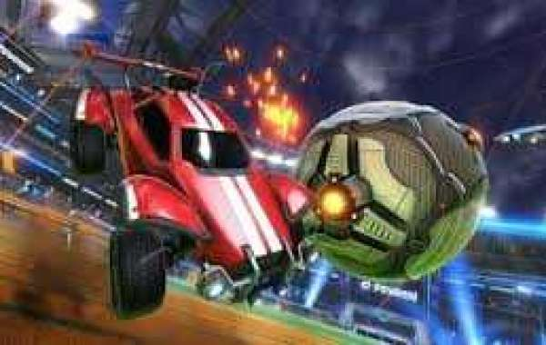 Why is that the Rocket League game so attractive!