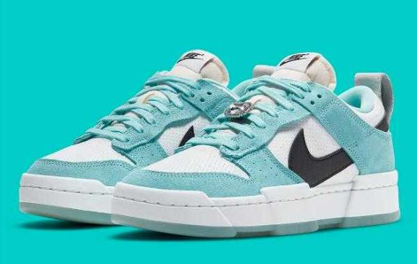 New Sale DD6619-400 Nike Dunk Low Disrupt Copa Shoes