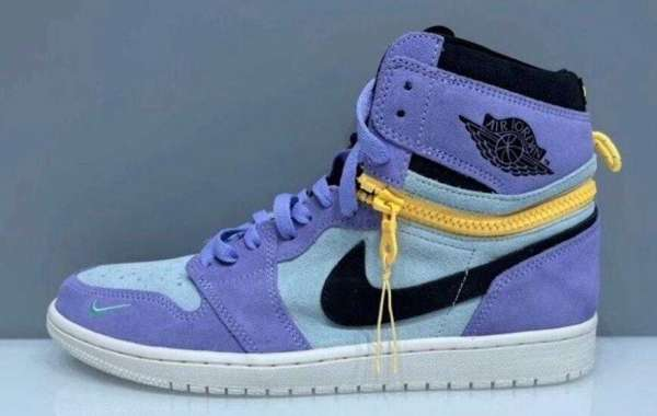 Air Jordan 1 High Switch Purple Pulse Will Arrive Next Year