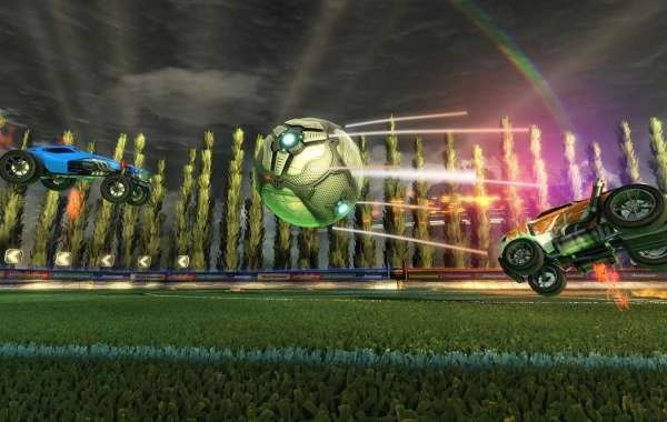 Bit by bit directions to play Rocket League