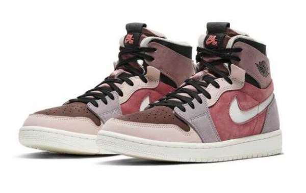 When will the Air Jordan 1 Zoom COMFORT Brown Pink to Arrive ?