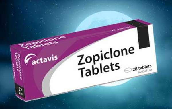 Control your insomnia and other sleep disturbances with Zopiclone 7.5 mg pills