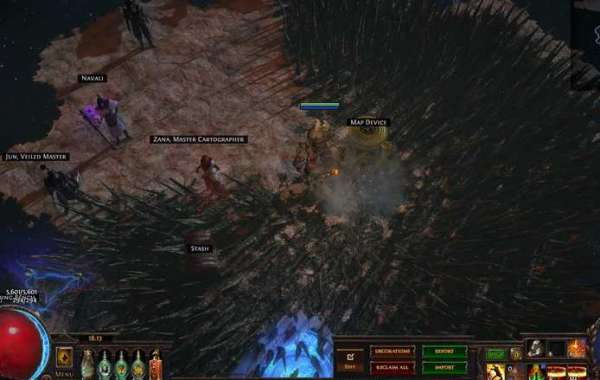 Path of Exile Atlas Passive Skill Trees are very practical