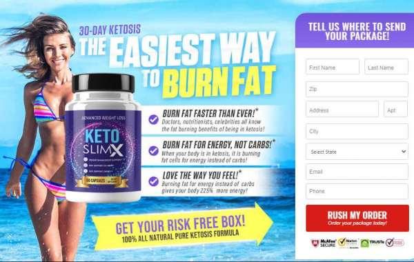 Keto SlimX Diet Pills – Advanced Weight Loss Pills : Take Free Trial Now!