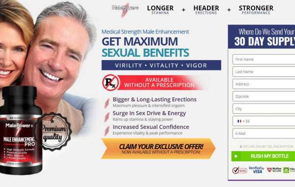 Male Power Plus Male Enhancement Pro UK: How Does It Work Really Or Scam?
