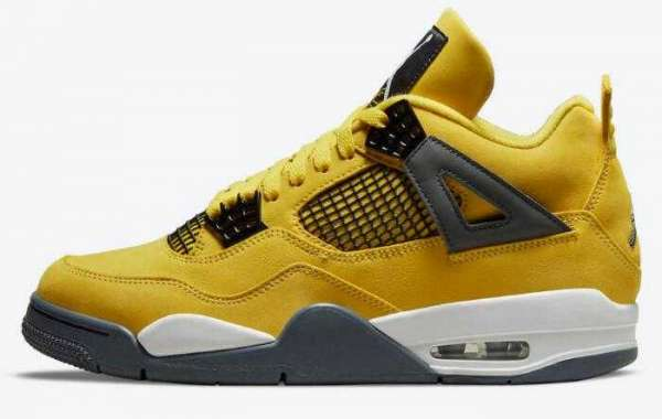 Where to buy New Brand Air Jordan 4 Lightning