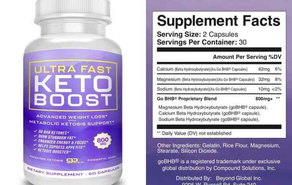 Ultra Fast Keto Boost Reviews [2021]: Advanced Weight Loss Supplement - Scam And Buy?