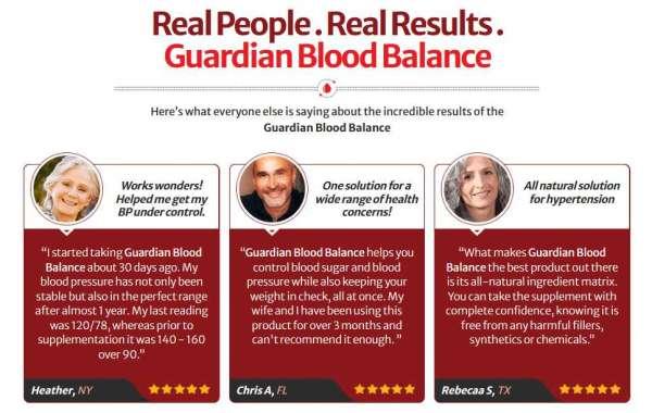 Guardian Botanicals Blood Balance UK: Check Its Benefits + Side-Effects