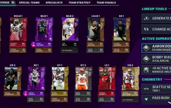 Madden 21 Ultimate Team:Eterans Pack, Player card Details for MUT