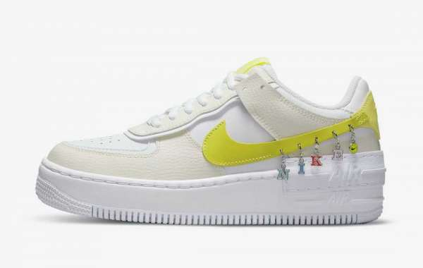 """DJ5197-100 Nike Air Force 1 Shadow """"Have A Nike Day"""" Hot Sale"""