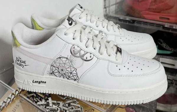 Best Selling Running Shoes Nike Air Force 1 Low The Great Unity