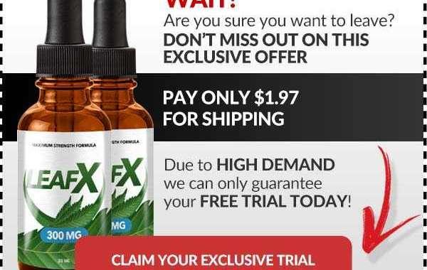 LeafX CBD Oil User Reviews And Complaints 2021