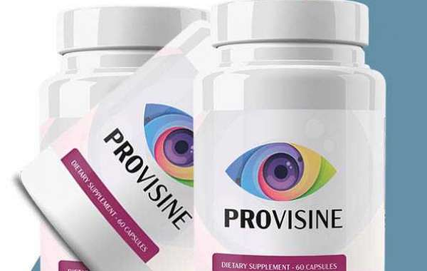 Try Provisine To Strong Your Eye Vision