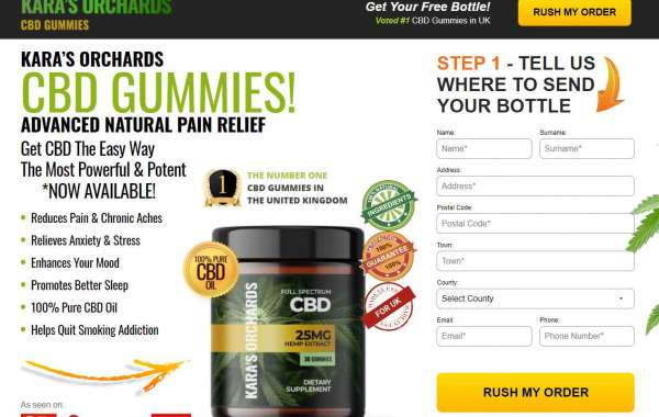 Kara's Orchards CBD Gummies Price (Hoax Exposed) Reviews