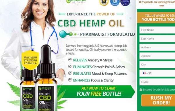 Organic Line CBD Oil UK [SPECIAL DEAL]: Check Reviews