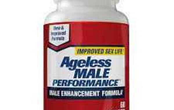 AgeLess Male Enhancement Pills