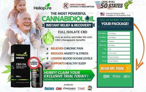 HelioPure CBD Oil: How Does It Work?