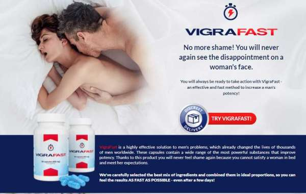 VigraFast Pills Price Canada & UK: Does It Really Work?