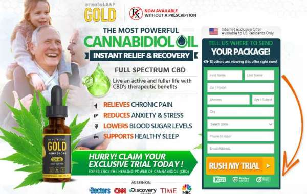 Oracle Leaf Gold Hemp Drops: Does It Really Work?