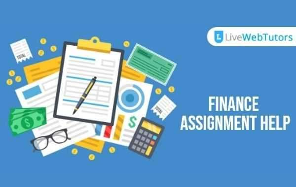 Get the best finance assignment help online